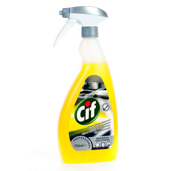 Cif Power Cleaner Degreaser