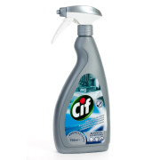 Cif Stainless Steel & Glass Cleaner
