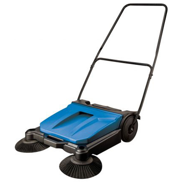 puhastusmasinate rent - Krausen Sweeper 55