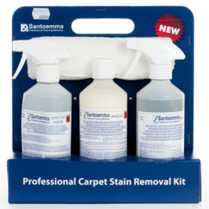 Santoemma Carpet Stain Removal Kit