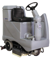 puhastusmasinate rent - Nilfisk BR700S