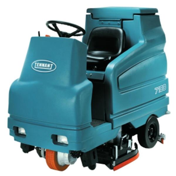 puhastusmasinate rent - TENNANT 7100 pealistutav